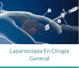 Laparoscopía en cirugía general
